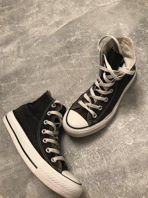 Converse schwarz Gr 36,5