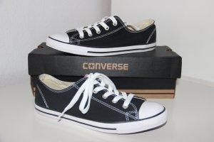 Converse schwarz, Größe 37,4 (NEU)
