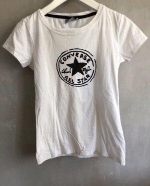 Converse T-shirt wit
