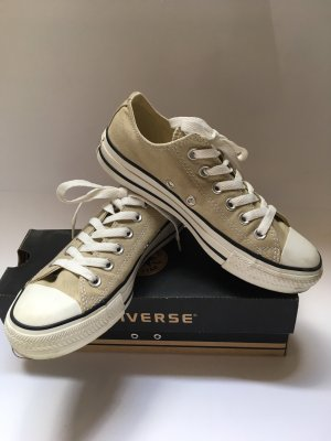Converse simply taupe All Stars 37