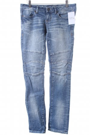 "Converse Slim Jeans ""The Motorcross"" blau"