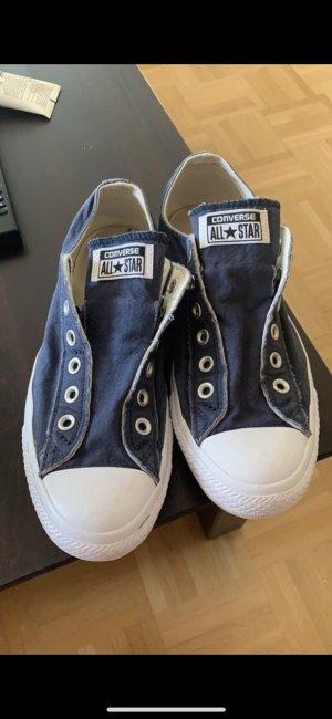 Converse Slip-on Sneakers blue-dark blue