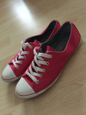 Converse Sneaker Chucks Low Pink