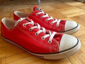 Converse Sneaker Dainty in Rot