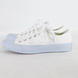 CONVERSE Sneaker Gr. 37 1/2 weiß hellblau (18/9/579)