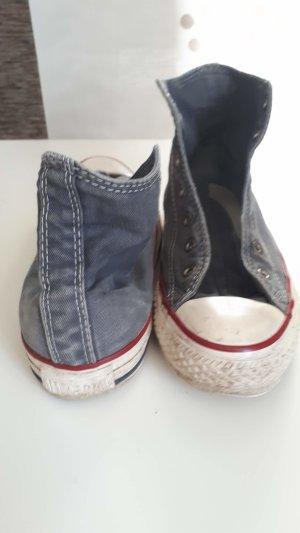 Converse Sneaker grau used
