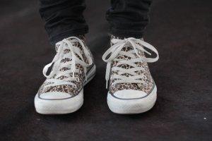 Converse Sneaker im Leoprint