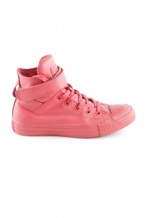 Converse Velcro Sneakers red urban style