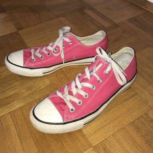 Converse Sneaker Raspberry