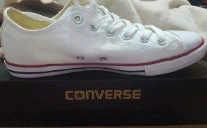 Converse Sneaker Weiß original  Gr : 40