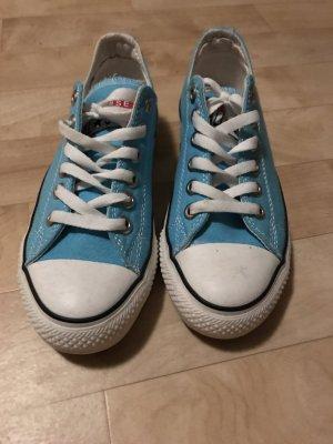 Converse Zapatillas blanco-azul
