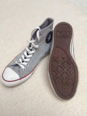 Converse Sneakers * grau *  Sweatstoff  * Gr. 40