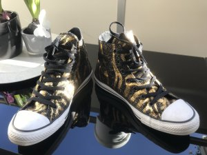 Converse Sneakers Turnschuhe Sneaker Gold Limited Edition