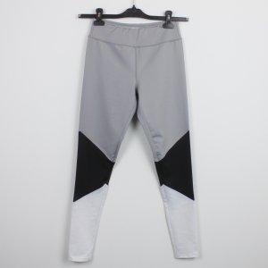 Converse Sporthose/Leggings Gr. S grau/weiß/schwarz (18/9/456)