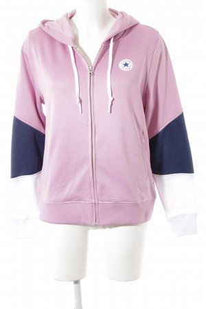 Converse Sweatjacke Colourblocking Casual-Look