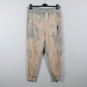 Converse Sweat Pants silver-colored-apricot cotton