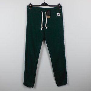 Converse Sweat Pants forest green mixture fibre