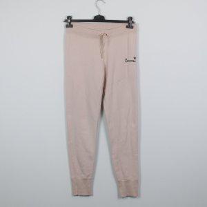 Converse Sweat Pants rose-gold-coloured cotton
