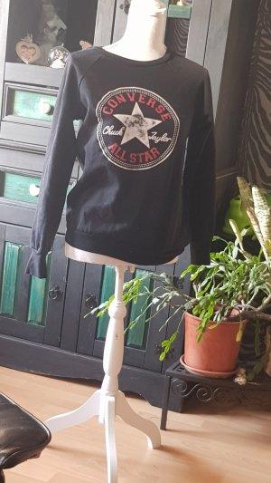 Converse Sweatshirt zwart