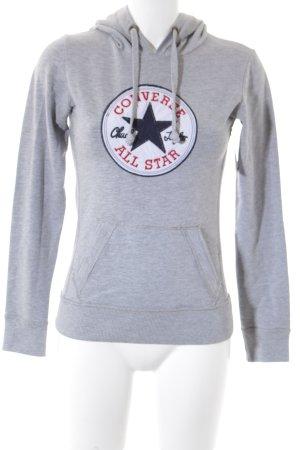 Converse Sweat Shirt light grey casual look