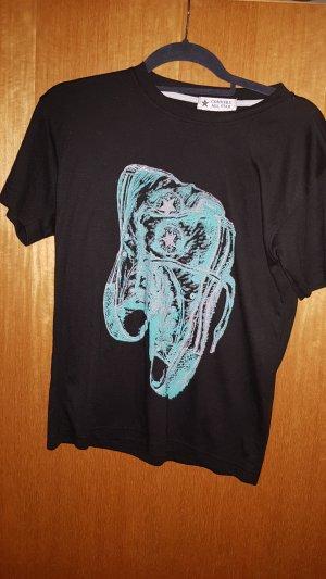 Converse T-shirt veelkleurig