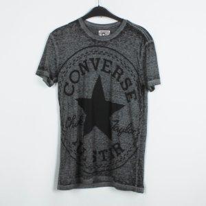 Converse T-Shirt Gr. S grau (19/04/012)