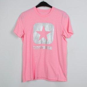 Converse T-Shirt Gr. S pink (19/04/011)