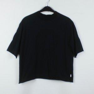 Converse T-Shirt Gr. S schwarz Logo-Prägung (19/04/092)