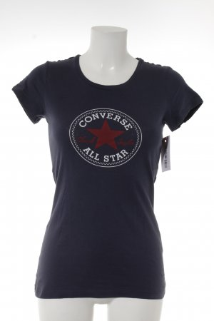 Converse T-Shirt mehrfarbig Casual-Look