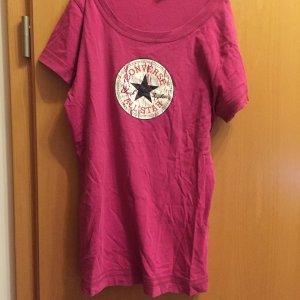 Converse T-Shirt Pink