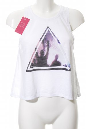 Converse Tanktop grafisches Muster Casual-Look