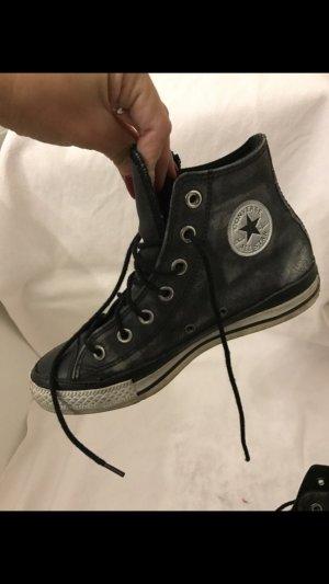 Converse Turnschuhe aus Leder