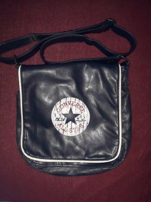 Converse Gekruiste tas wit-donkerblauw