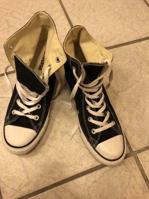 Converse Wedge Sneaker black
