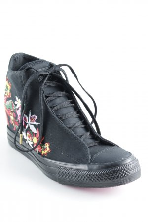 "Converse Wedge Sneaker ""PatBO"""