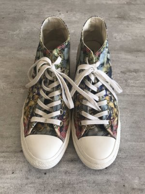 Converse Wedge Sneaker multicolored
