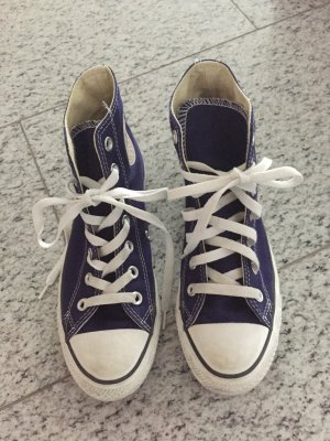 Converse Sneakers donkerblauw-wit