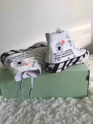 Converse x OFF-WHITE Chuck