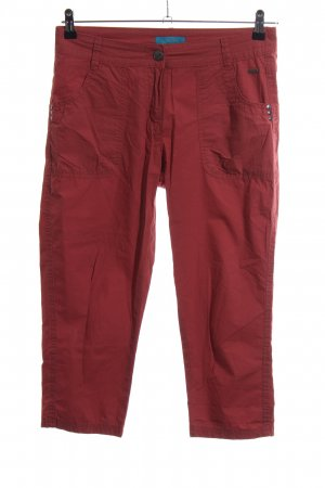 Cool Code 7/8 Length Trousers red casual look
