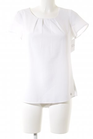 Cool Code Camiseta blanco look casual