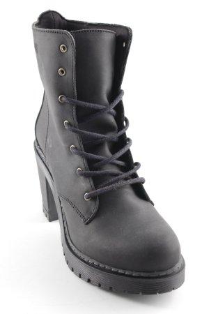 Cool Way Korte laarzen zwart casual uitstraling