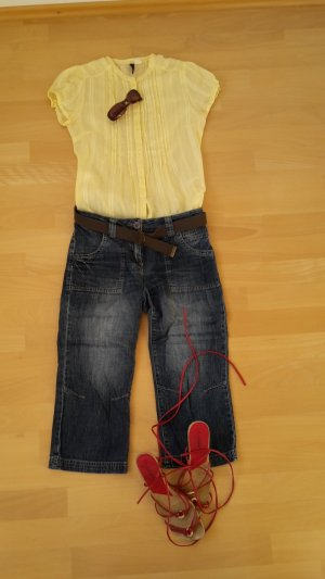 Coole 7/8 Baggy Jeans