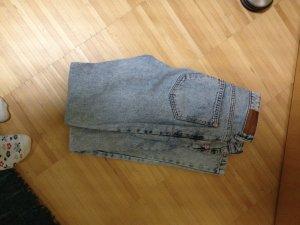 Coole, ausgewaschene Mango Jeans