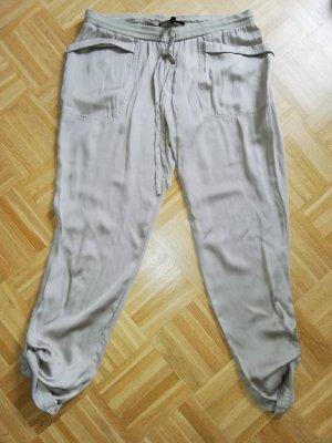 BCBG Maxazria Trousers multicolored rayon