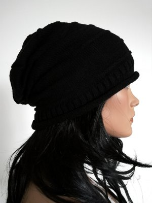 Coole Beanie im Oversize Look