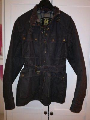 Belstaff Biker Jacket dark brown