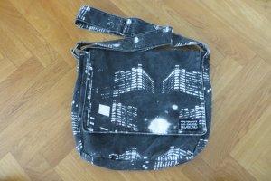 Billabong Crossbody bag grey-white