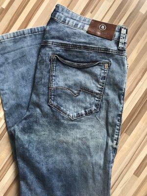 Coole Bogner Jeans Acid Waschung