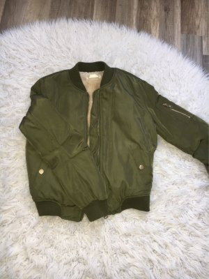 Best emilie Giacca bomber cachi