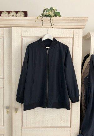 COS Bomber Jacket dark blue